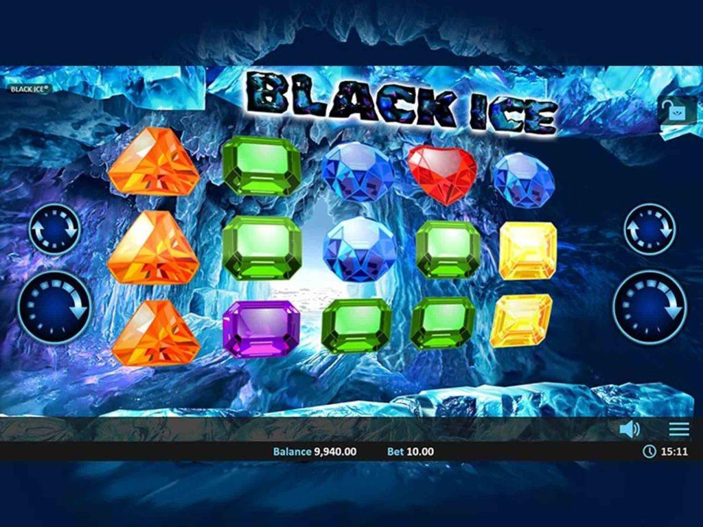 the Black Ice สล็อต